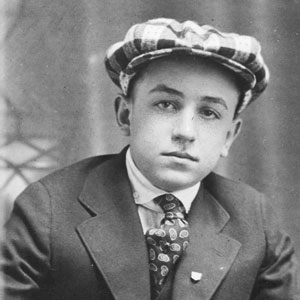 Image result for young walt disney