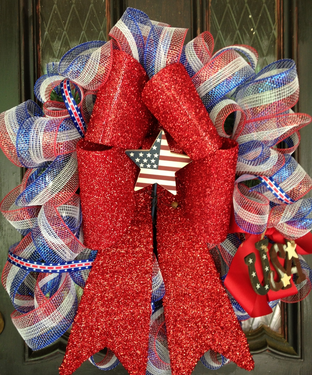 Labor Day Wreath