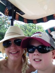 Me & Logan in Key West