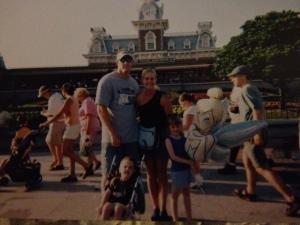 Family old Disney