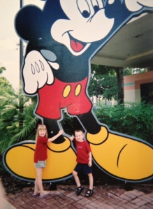 mickey & kids