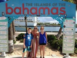 Bahamas Kids & I