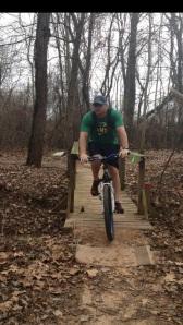 Hubby Biking