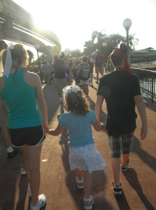 Pey, Gracie, Logan at MK