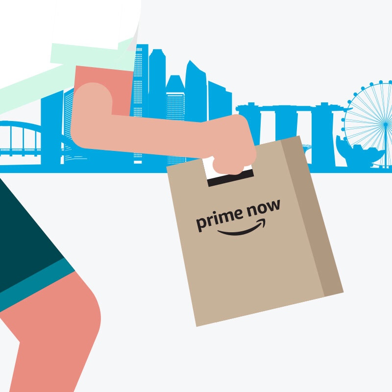 "Amazon ""Prime Now"" Available At Walt Disney World Resort"